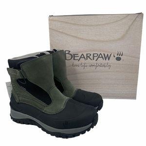 BearPaw Overland Charcoal/Grey Waterproof Boots